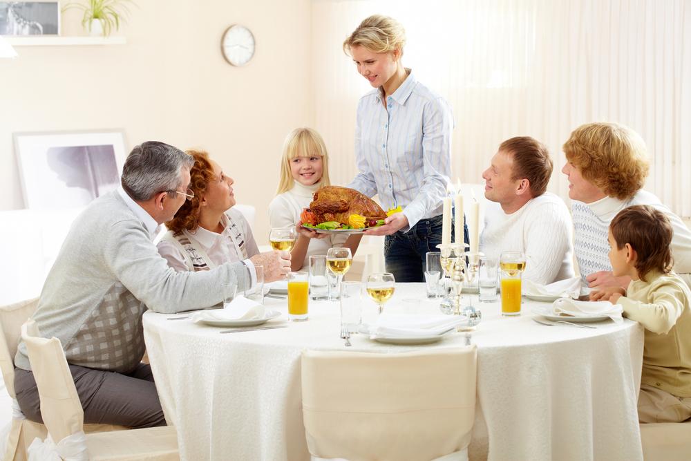 Знакомство с семьей праздник